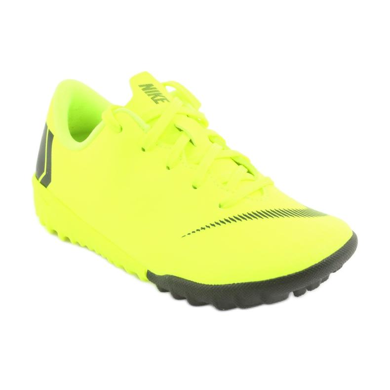Nike Mercurial VaporX 12 Academy Tf Jr AH7353-701 voetbalschoenen afbeelding 1