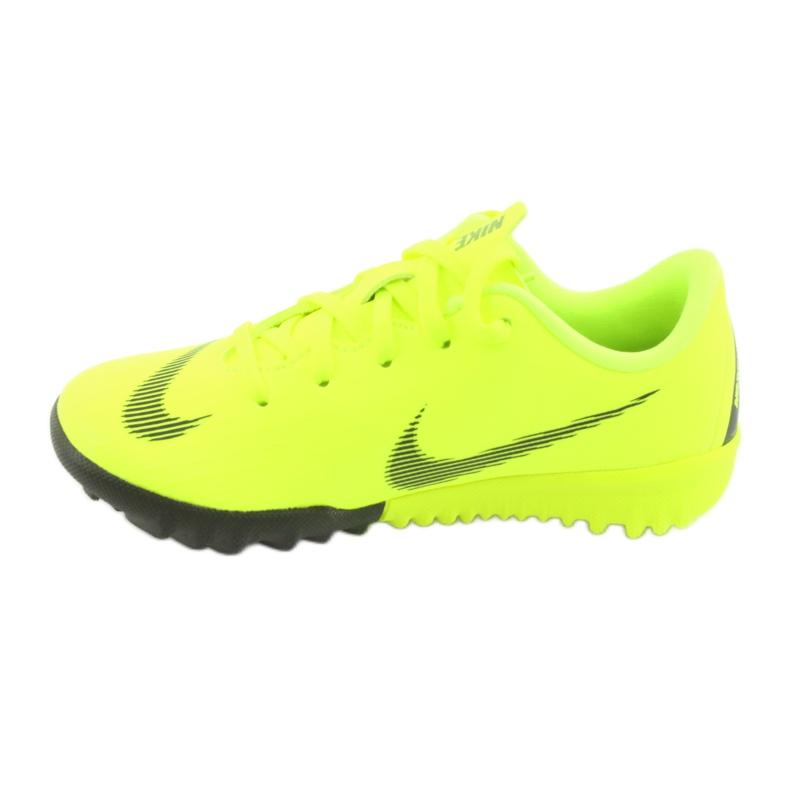 Nike Mercurial VaporX 12 Academy Tf Jr AH7353-701 voetbalschoenen afbeelding 2