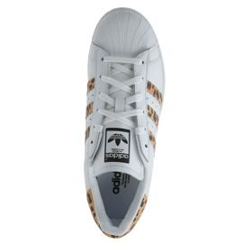 Adidas Originals Superstar schoenen W CQ2514 wit 2