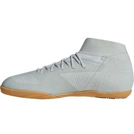 Binnenschoenen adidas Nemeziz Tango 18.3 In M DB2197 wit wit 2