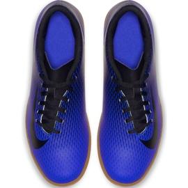 Binnenschoenen Nike Bravatax Ii Ic M 844441-400 blauw blauw 1