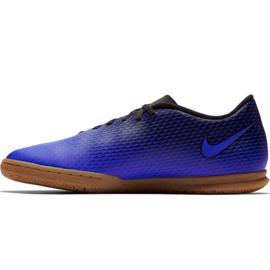 Binnenschoenen Nike Bravatax Ii Ic M 844441-400 blauw blauw 2
