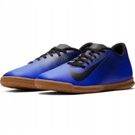 Binnenschoenen Nike Bravatax Ii Ic M 844441-400 blauw blauw 3