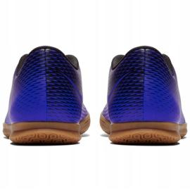 Binnenschoenen Nike Bravatax Ii Ic M 844441-400 blauw blauw 4