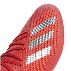 Binnenschoenen adidas X 18.3 In M BB9392 rood rood 3