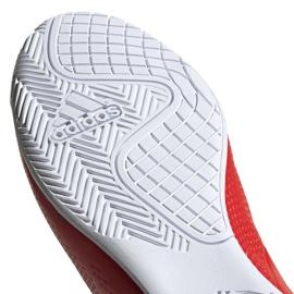 Binnenschoenen adidas X 18.4 In M BB9406 rood rood 6