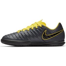 Binnenschoenen Nike Tiempo Legend 7 Club Ic Jr AH7260-070 grijs grafiet 1