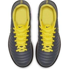Binnenschoenen Nike Tiempo Legend 7 Club Ic Jr AH7260-070 grijs grafiet 2