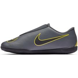 Indoor schoenen Nike Mercurial Vapor 12 Club PS (V) Ic Jr AH7356-070 grijs / zilver grijs 1
