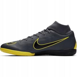 Binnenschoenen Nike Mercurial Superfly 6 Academy Ic M AH7369-070 grijs grijs / zilver 1