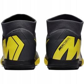 Binnenschoenen Nike Mercurial Superfly 6 Academy Ic M AH7369-070 grijs grijs / zilver 5