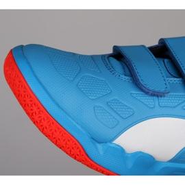 Binnenschoenen Puma Tenaz V Jr. Bleu Azur 104891 06 blauw blauw 1