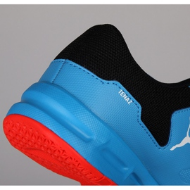 Binnenschoenen Puma Tenaz V Jr. Bleu Azur 104891 06 blauw blauw 3