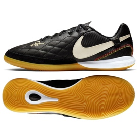 Binnenschoenen Nike Tiempo Lunar LegendX 7 Pro 10R Ic M AQ2211-027 zwart zwart 2