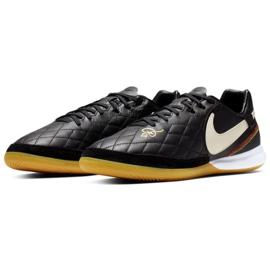 Binnenschoenen Nike Tiempo Lunar LegendX 7 Pro 10R Ic M AQ2211-027 zwart zwart 3