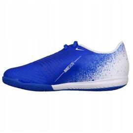Binnenschoenen Nike Phantom Venom Academy Ic Jr AO0372-104 blauw wit, blauw 1
