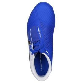 Binnenschoenen Nike Phantom Venom Academy Ic Jr AO0372-104 blauw wit, blauw 2