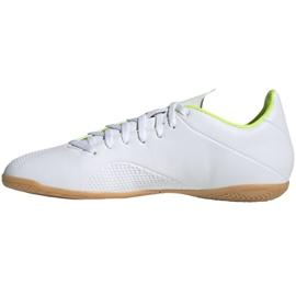 Binnenschoenen adidas X 18.4 In M BB9407 wit wit 2