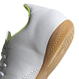 Binnenschoenen adidas X 18.4 In M BB9407 wit wit 4