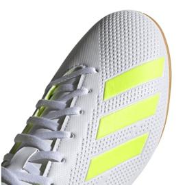 Binnenschoenen adidas X 18.4 In M BB9407 wit wit 5