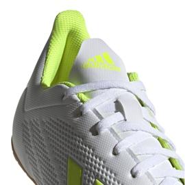 Binnenschoenen adidas X 18.4 In M BB9407 wit wit 6