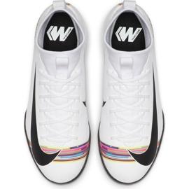 Nike Mercurial Superfly X 6 Academy schoenen Ic Jr AJ3110-109 wit wit 2