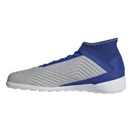 Binnenschoenen adidas Predator 19.3 In M D97963 grijs blauw, grijs / zilver 1