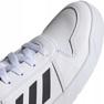 Wit Adidas Tensaur K Jr. EF1085 schoenen afbeelding 4