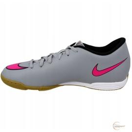 Nike Mercurial Vortex Ii binnenschoenen 651648-060 grijs grijs / zilver 3