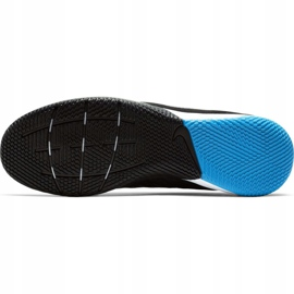 Binnenschoenen Nike Tiempo React Legend 8 Pro Ic M AT6134-004 zwart grijs 5