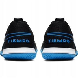 Binnenschoenen Nike Tiempo Legend 8 Academy Ic Jr. AT5735-004 zwart rood 4