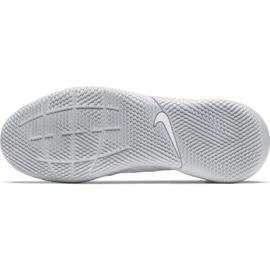 Binnenschoenen Nike Tiempo Legend 8 Club Ic Jr AT5882-100 wit wit 5