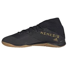 Binnenschoenen adidas Nemeziz 19.3 In M F34413 zwart zwart 1