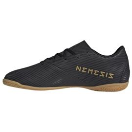 Binnenschoenen adidas Nemeziz 19.4 In M F34529 zwart zwart 1