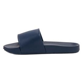 Seastar Navy Slippers blauw 3