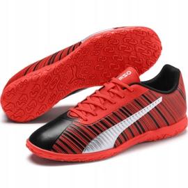 Voetbalschoenen Puma One 5.4 It Jr 105654 01 rood rood 3