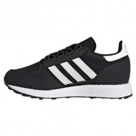 Adidas Originals Forest Grove Jr EE6557 schoenen zwart 1