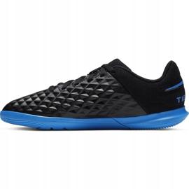 Voetbalschoenen Nike Tiempo Legend 8 Club Ic Jr AT5882 004 zwart 2
