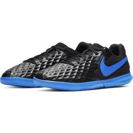 Voetbalschoenen Nike Tiempo Legend 8 Club Ic Jr AT5882 004 zwart 3