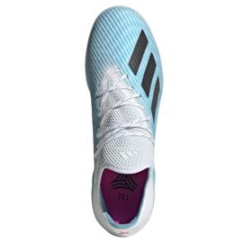 Indoorschoenen adidas X 19.1 In M G25754 blauw blauw 2