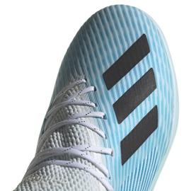 Indoorschoenen adidas X 19.1 In M G25754 blauw blauw 3