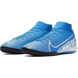 Voetbalschoenen Nike Mercurial Superfly 7 Academy Ic M AT7975 414 blauw 2