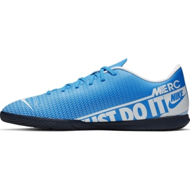 Voetbalschoenen Nike Mercurial Vapor 13 Club Ic M AT7997 414 blauw 1
