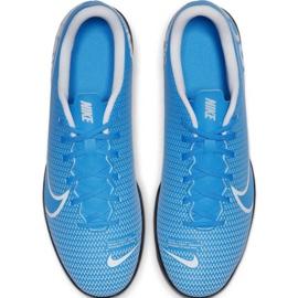Voetbalschoenen Nike Mercurial Vapor 13 Club Ic M AT7997 414 blauw 2