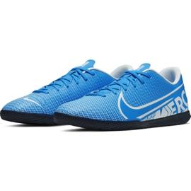 Voetbalschoenen Nike Mercurial Vapor 13 Club Ic M AT7997 414 blauw 3