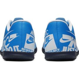 Voetbalschoenen Nike Mercurial Vapor 13 Club Ic M AT7997 414 blauw 4