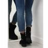 Zwarte damesschoenen 7378-PA Zwart 2