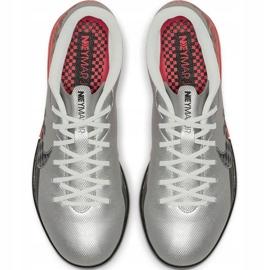 Nike Mercurial Vapor 13 Academy Neymar Ic Jr AT8139-006 indoorschoenen grijs grijs / zilver 1