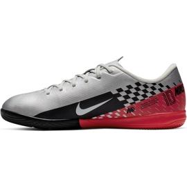 Nike Mercurial Vapor 13 Academy Neymar Ic Jr AT8139-006 indoorschoenen grijs grijs / zilver 2