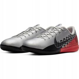 Nike Mercurial Vapor 13 Academy Neymar Ic Jr AT8139-006 indoorschoenen grijs grijs / zilver 3